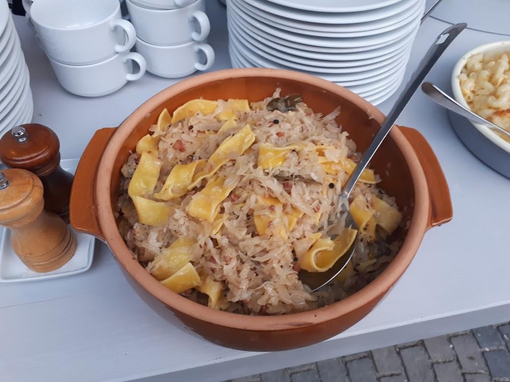De Corina blog, Transilvania Gastronomică mâncare cină săsească