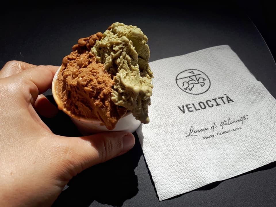Velocità gelato înghețată Bucureșt, De Corina blog recomandare