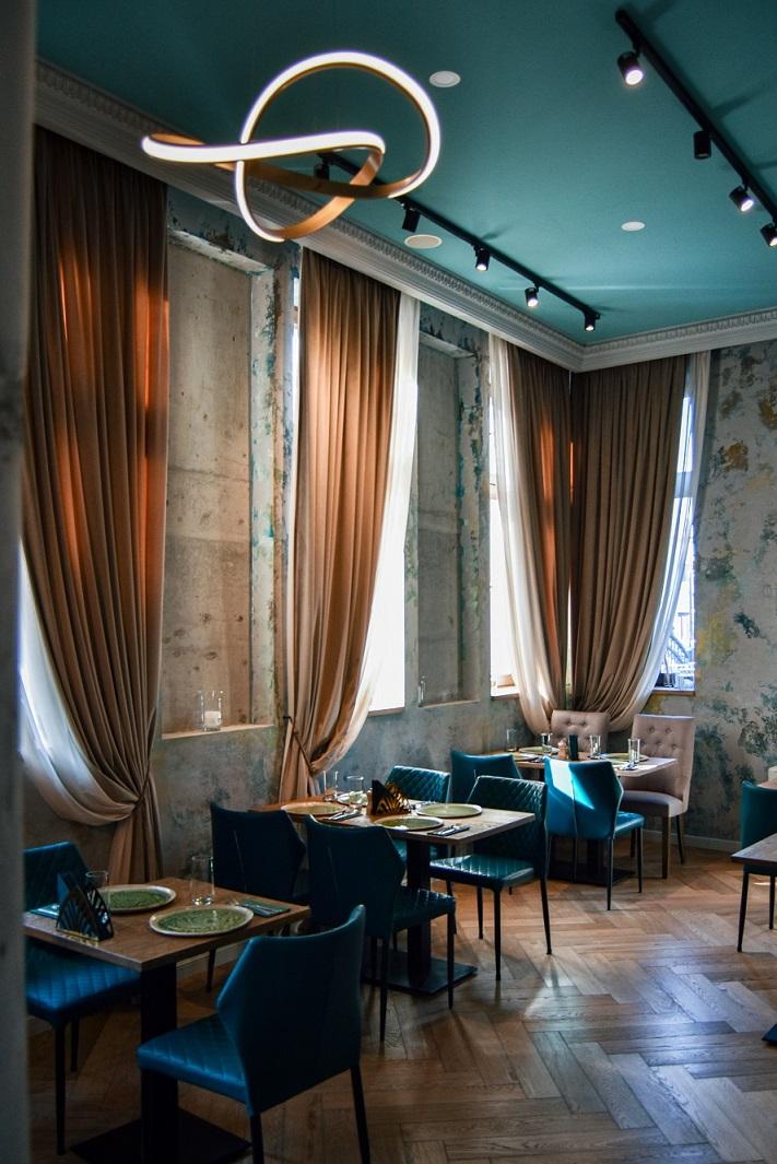 Restaurant București Noeme former Guxt, blog De Corina